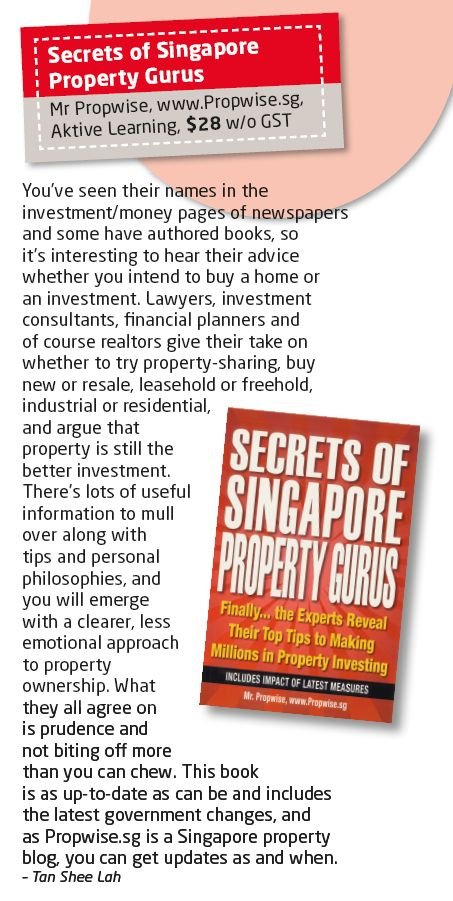 Secrets of Singapore Property Gurus review
