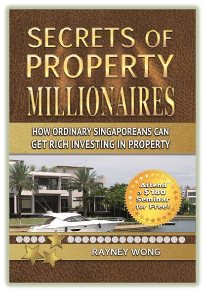 Win a $1,888 ticket to Rayney Wong's Property Millionaire Program!